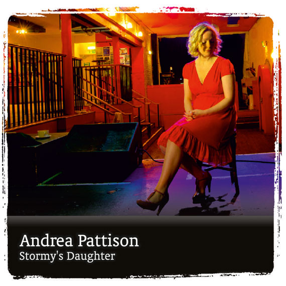 Stormy's Daughter CD cover